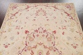 Hand-Tufted Floral Area Rug 5x8 image 9