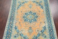 Floral Mashad Persian Area Rug 8x11 image 3