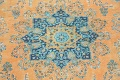 Floral Mashad Persian Area Rug 8x11 image 4