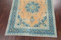 Floral Mashad Persian Area Rug 8x11 image 5