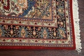 100% Vegetable Dye Red Tabriz Oriental Area Rug 5x7 image 10