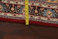 100% Vegetable Dye Red Tabriz Oriental Area Rug 5x7 image 16