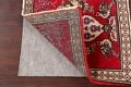 Animal Pictorial Red Tabriz Persian Area Rug 2x2 image 7