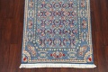 Vegetable Dye Floral Tabriz Oriental Area Rug 4x6 image 5