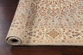 Vegetable Dye Geometric Tabriz Oriental Area Rug 5x7 image 15