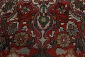 Pre-1900 Antique Vegetable Dye Sultanabad Persian Rug 12x16 image 10