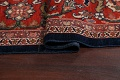 Pre-1900 Antique Vegetable Dye Sultanabad Persian Rug 12x16 image 13