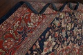Pre-1900 Antique Vegetable Dye Sultanabad Persian Rug 12x16 image 18