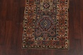 Pre-1900 Antique Vegetable Dye Kazak Oriental Runner Rug 3x11 image 5