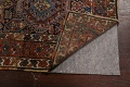 Pre-1900 Antique Vegetable Dye Kazak Oriental Runner Rug 3x11 image 7
