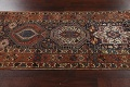 Pre-1900 Antique Vegetable Dye Kazak Oriental Runner Rug 3x11 image 12