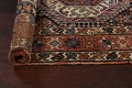 Pre-1900 Antique Vegetable Dye Kazak Oriental Runner Rug 3x11 image 14