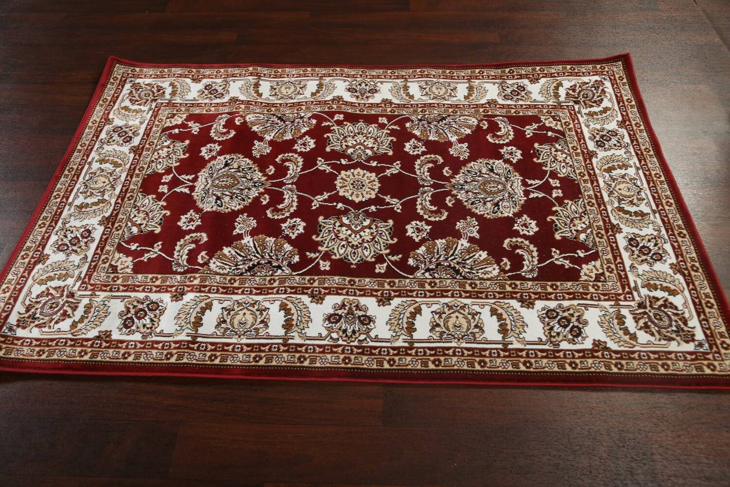 Traditional Floral Tabriz Area Rug image 12