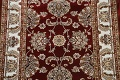 Traditional Floral Tabriz Area Rug image 4