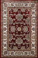 Traditional Floral Tabriz Area Rug image 1