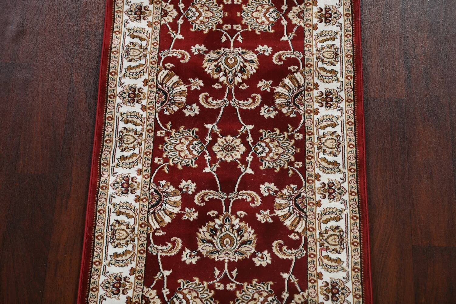 Traditional Floral Tabriz Area Rug image 20