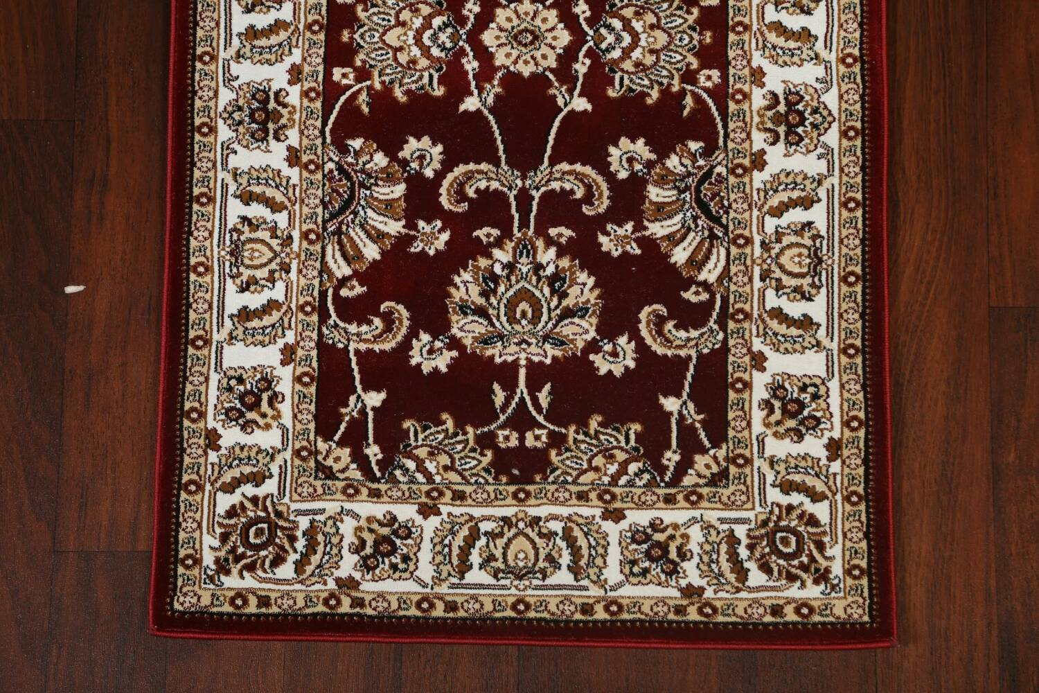 Traditional Floral Tabriz Area Rug image 21
