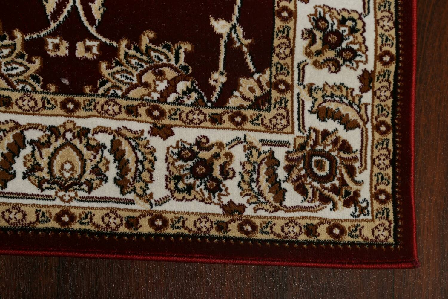 Traditional Floral Tabriz Area Rug image 22