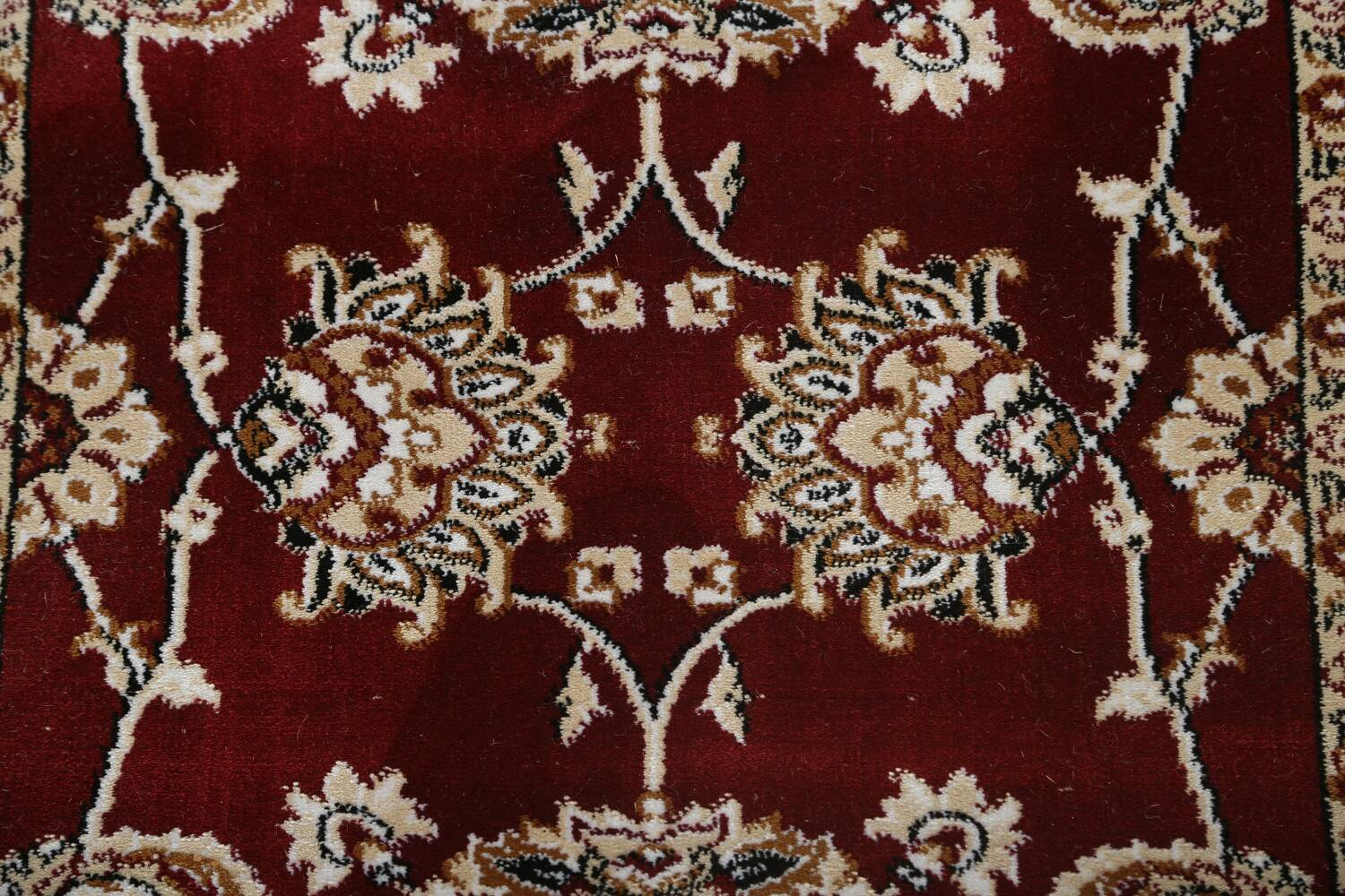 Traditional Floral Tabriz Area Rug image 24