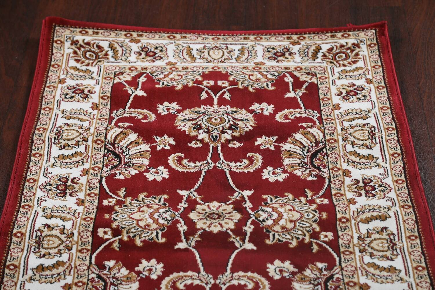 Traditional Floral Tabriz Area Rug image 25