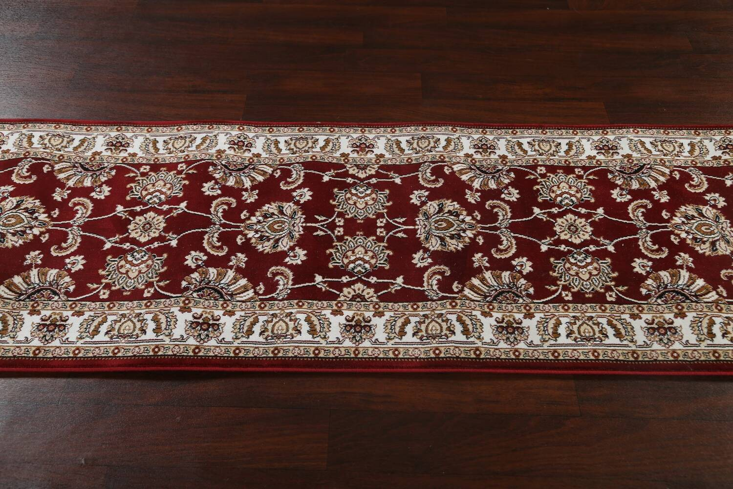 Traditional Floral Tabriz Area Rug image 28