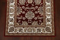 Traditional Floral Tabriz Area Rug image 37