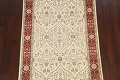 100% Vegetable Dye Floral Tabriz Oriental Area Rug 4x6 image 3