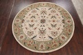 Floral Round Rug 10x10 image 2