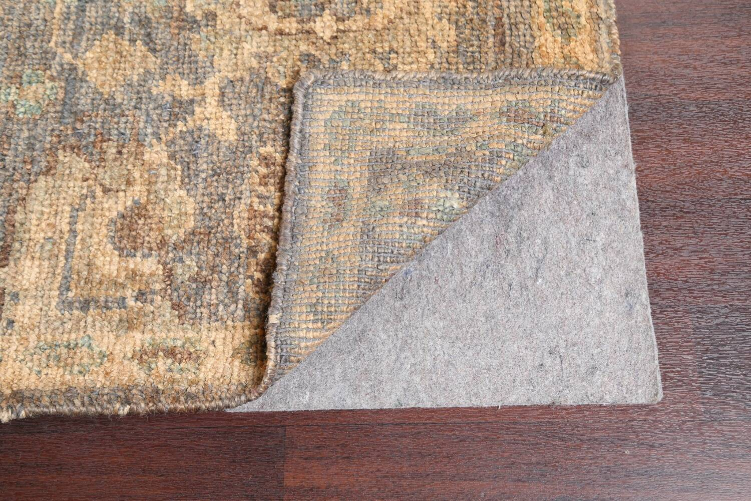 All-Over Oushak Oriental Area Rug 5x8 image 7