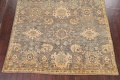 All-Over Oushak Oriental Area Rug 5x8 image 5