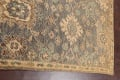All-Over Oushak Oriental Area Rug 5x8 image 10