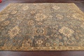All-Over Oushak Oriental Area Rug 5x8 image 11