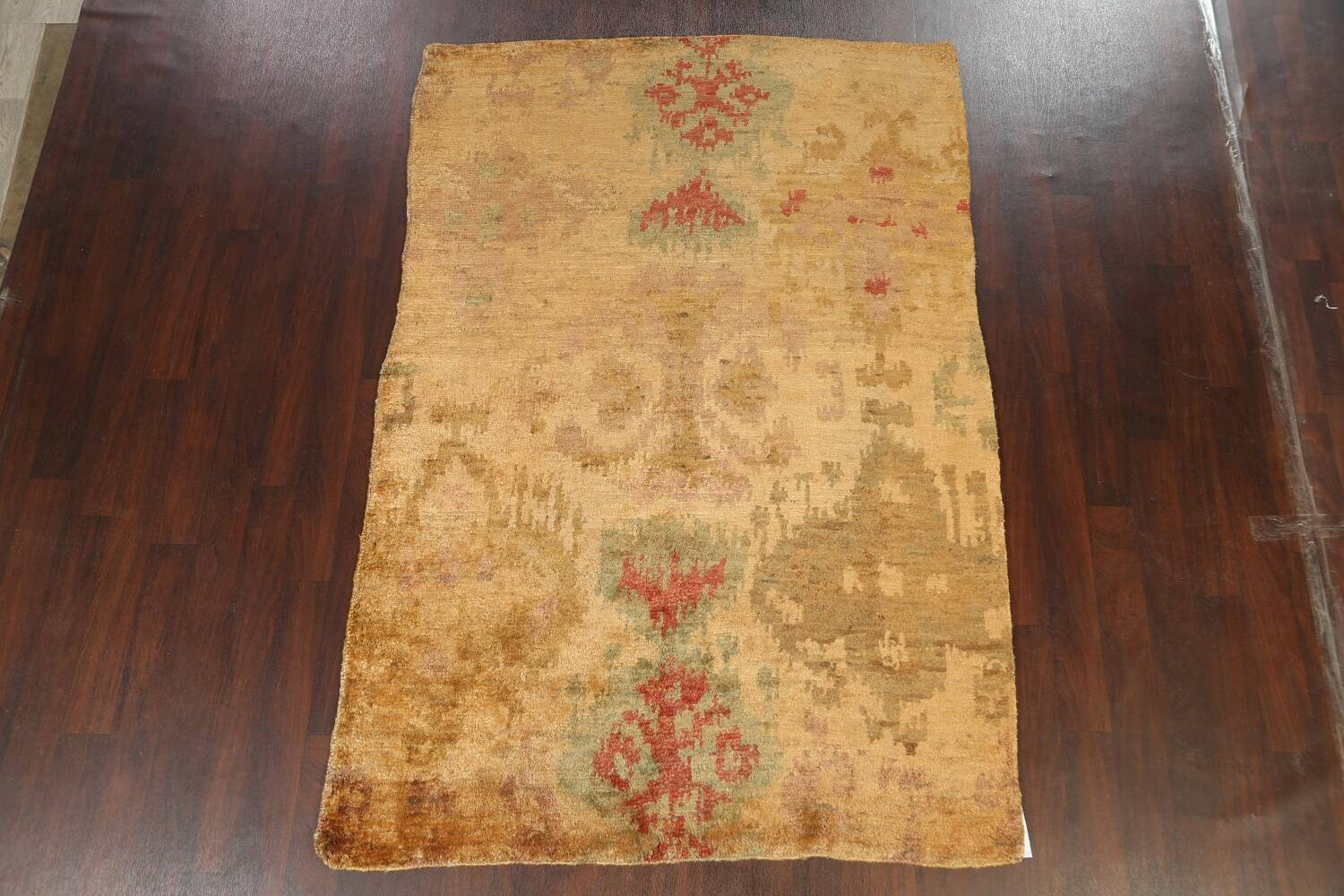 Abstract Oriental Area Rug 6x8 image 2