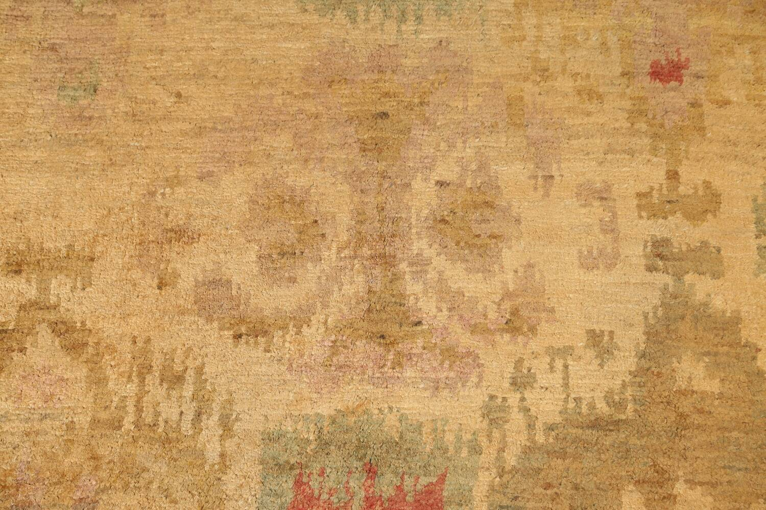 Abstract Oriental Area Rug 6x8 image 4