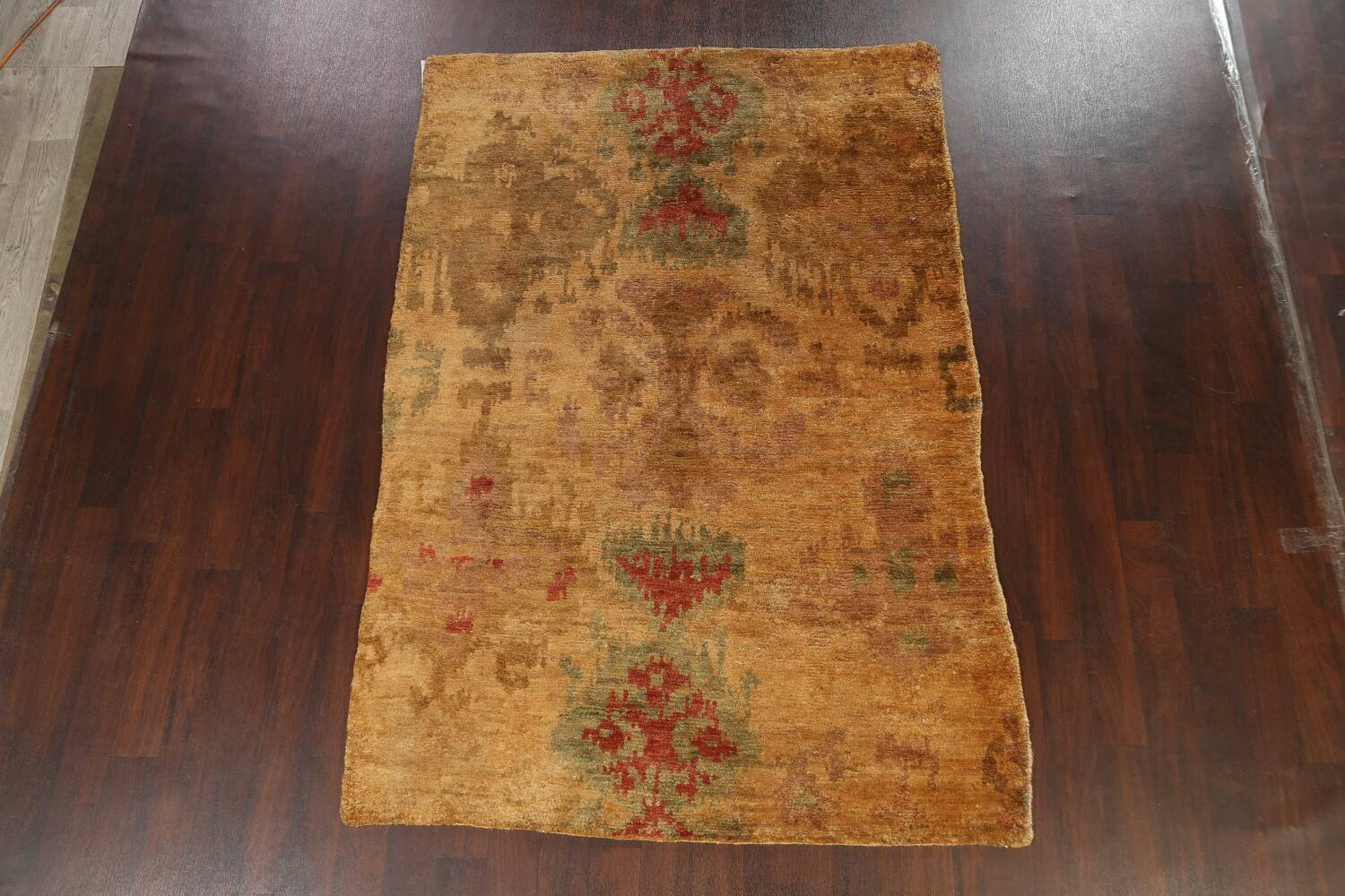 Abstract Oriental Area Rug 6x8 image 13