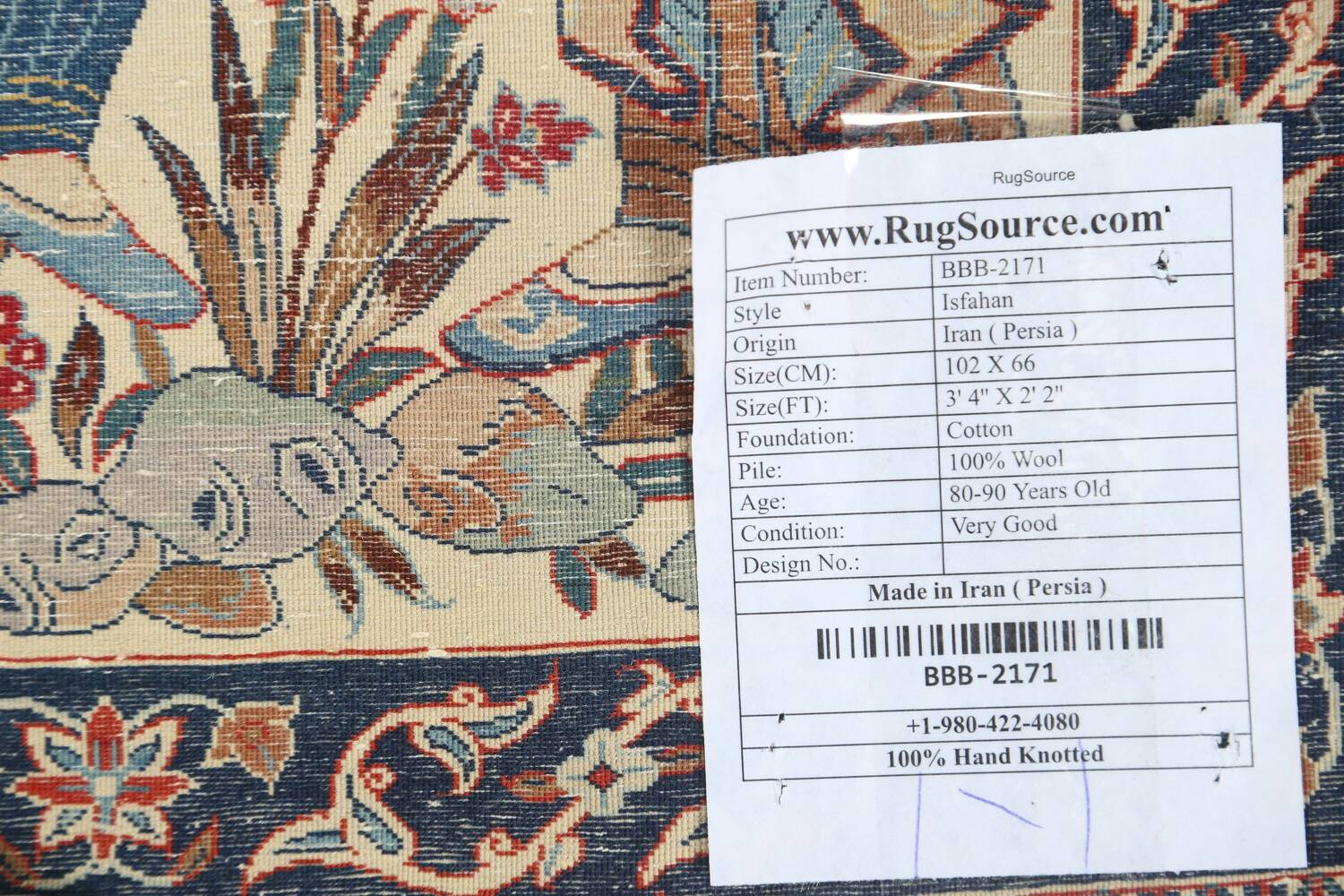 Antique Vegetable Dye Tableau Isfahan Persian Area Rug 2x3 image 18