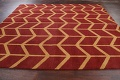 All-Over Moroccan Wool Area Rug 8x10 image 11