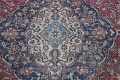 Antique Traditional Kashan Persian Rug 9x12 image 10