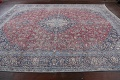 Antique Traditional Kashan Persian Rug 9x12 image 14