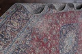 Antique Traditional Kashan Persian Rug 9x12 image 17
