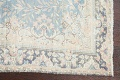 Antique Muted Distressed Kerman Persian Rug 3x5 image 10