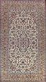 Antique Wool Oversized Isfahan Persian Rug 10x17 image 1
