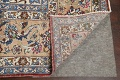 Antique Wool Oversized Isfahan Persian Rug 10x17 image 7
