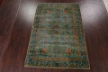 Antique Over-Dyed Distressed Tabriz Persian Area Rug 6x9 image 14
