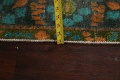 Antique Over-Dyed Distressed Tabriz Persian Area Rug 6x9 image 18