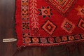 Red Moroccan Berber Area Rug 6x11 image 14