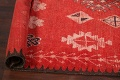 Antique Moroccan Wool Rug 5x10 image 19