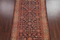 Pre-1900 Antique Vegetable Dye Malayer Persian Rug 5x12 image 3