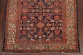 Pre-1900 Antique Vegetable Dye Malayer Persian Rug 5x12 image 5