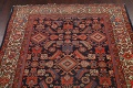 Pre-1900 Antique Vegetable Dye Malayer Persian Rug 5x12 image 8